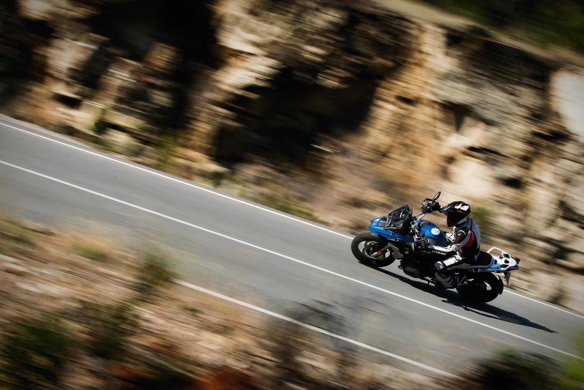 BMW R 1200 GS 2017, prueba y análisis