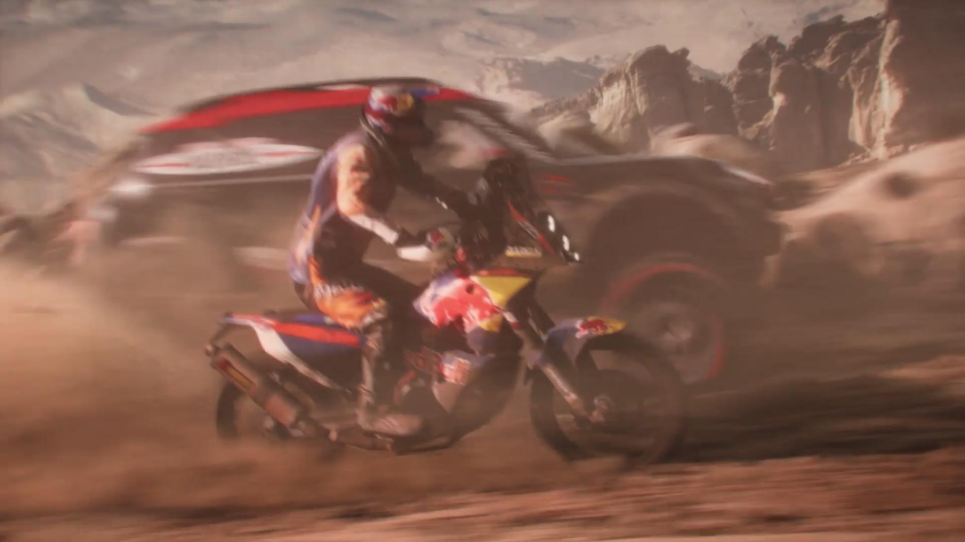 Dakar 18, vídeojuego del Dakar