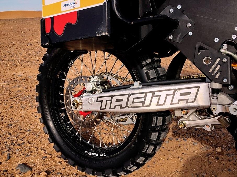 Tacita T-Race, enduro eléctrica