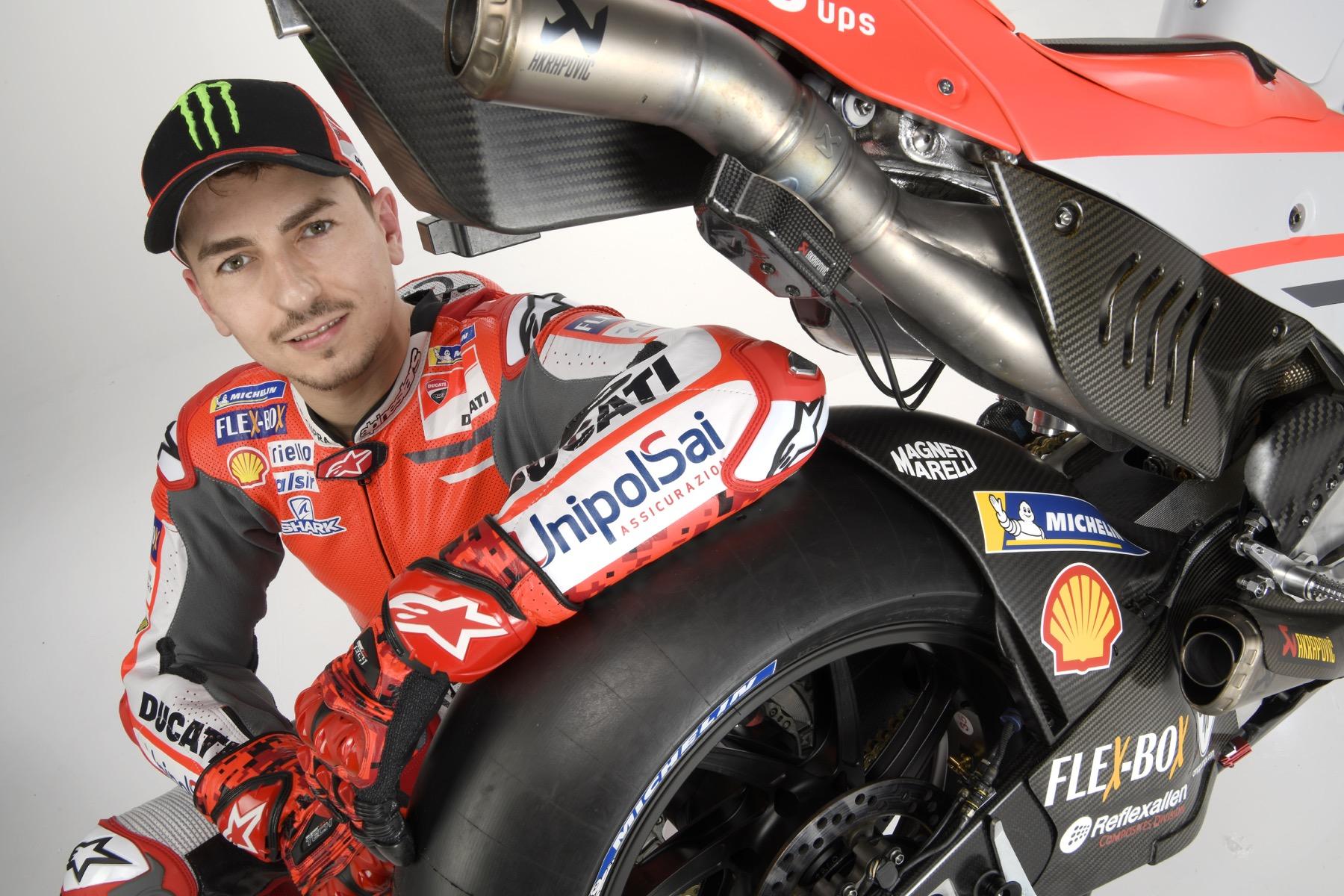 Ducati GP18, la Ducati para MotoGP 2018