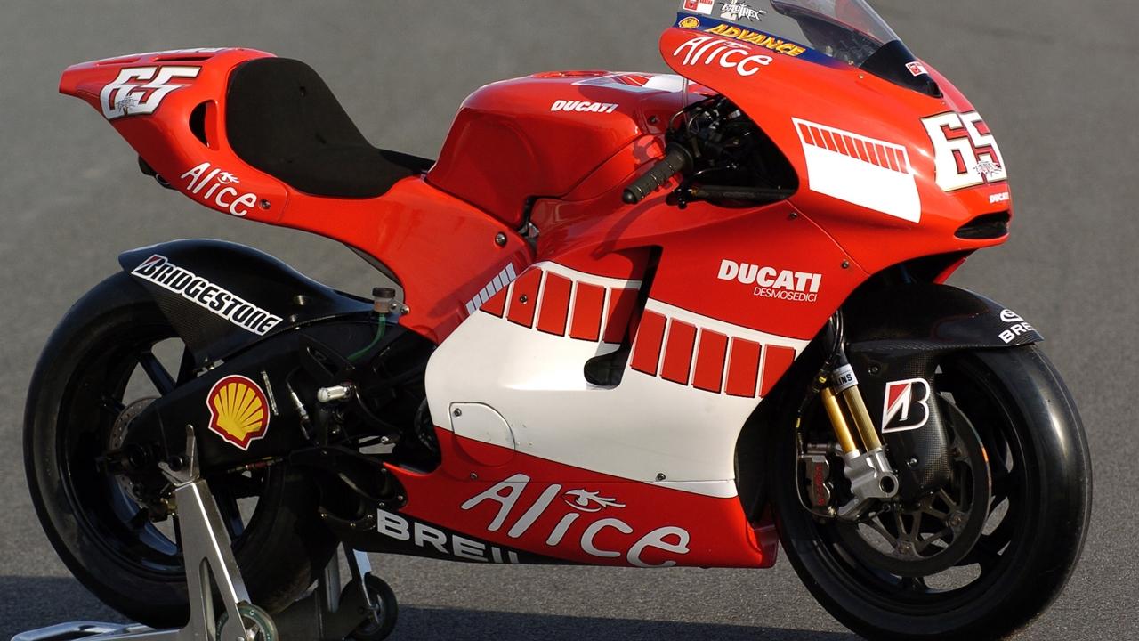 Ducati Desmosedici (GP3-GP20)