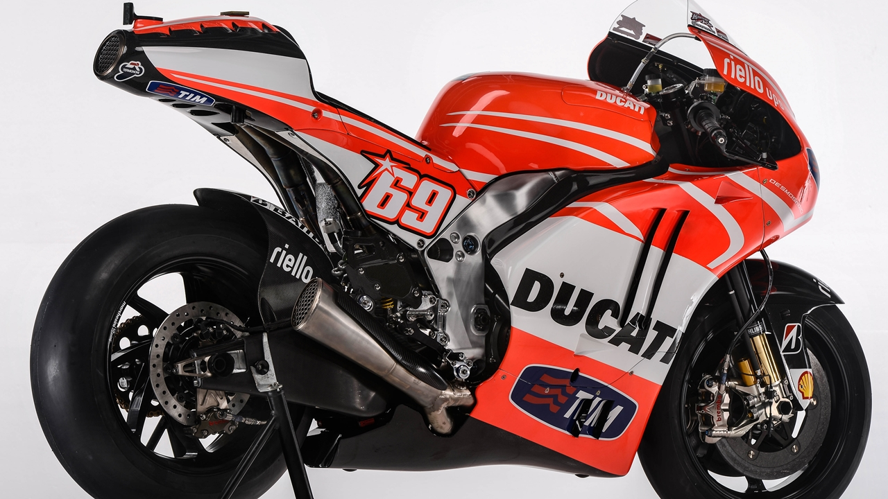 Ducati Desmosedici (GP3-GP19)