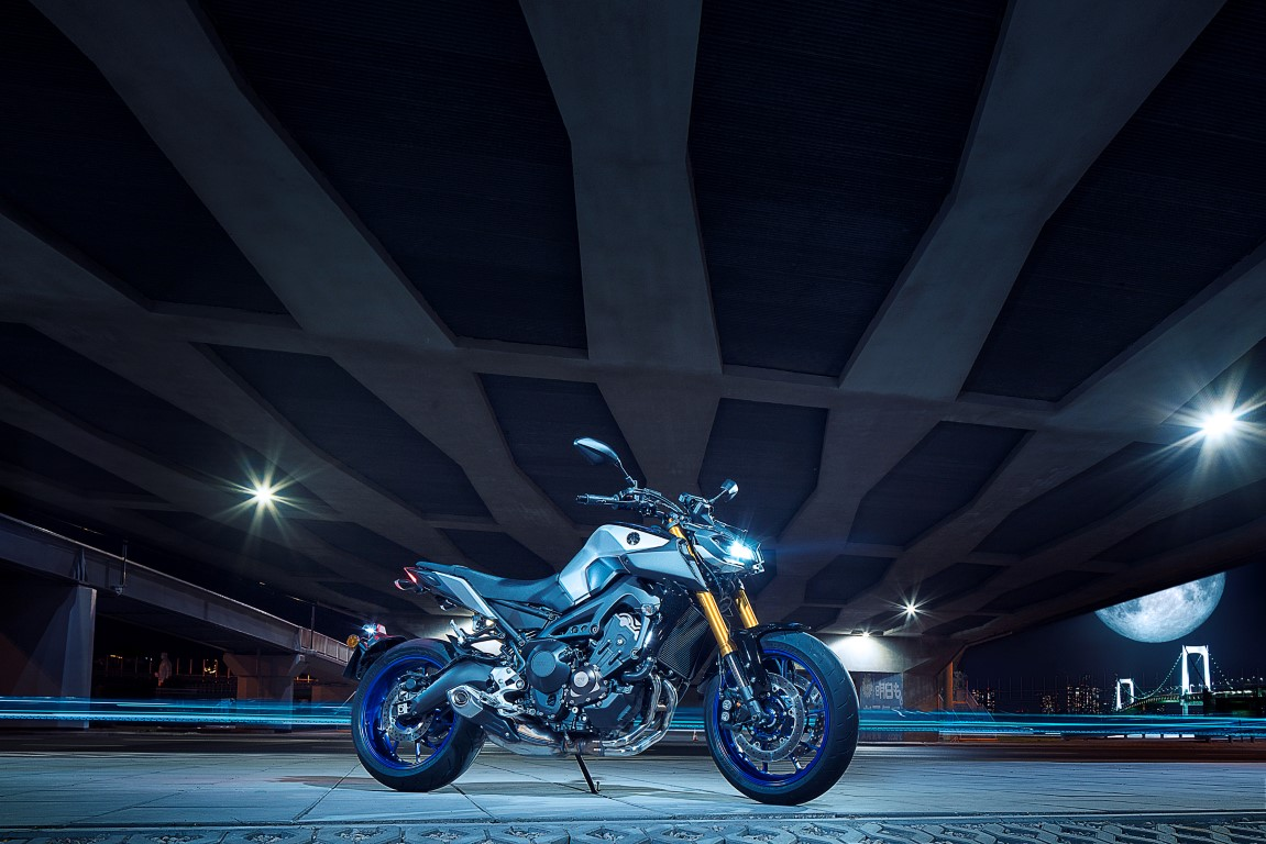 Yamaha MT-09 SP