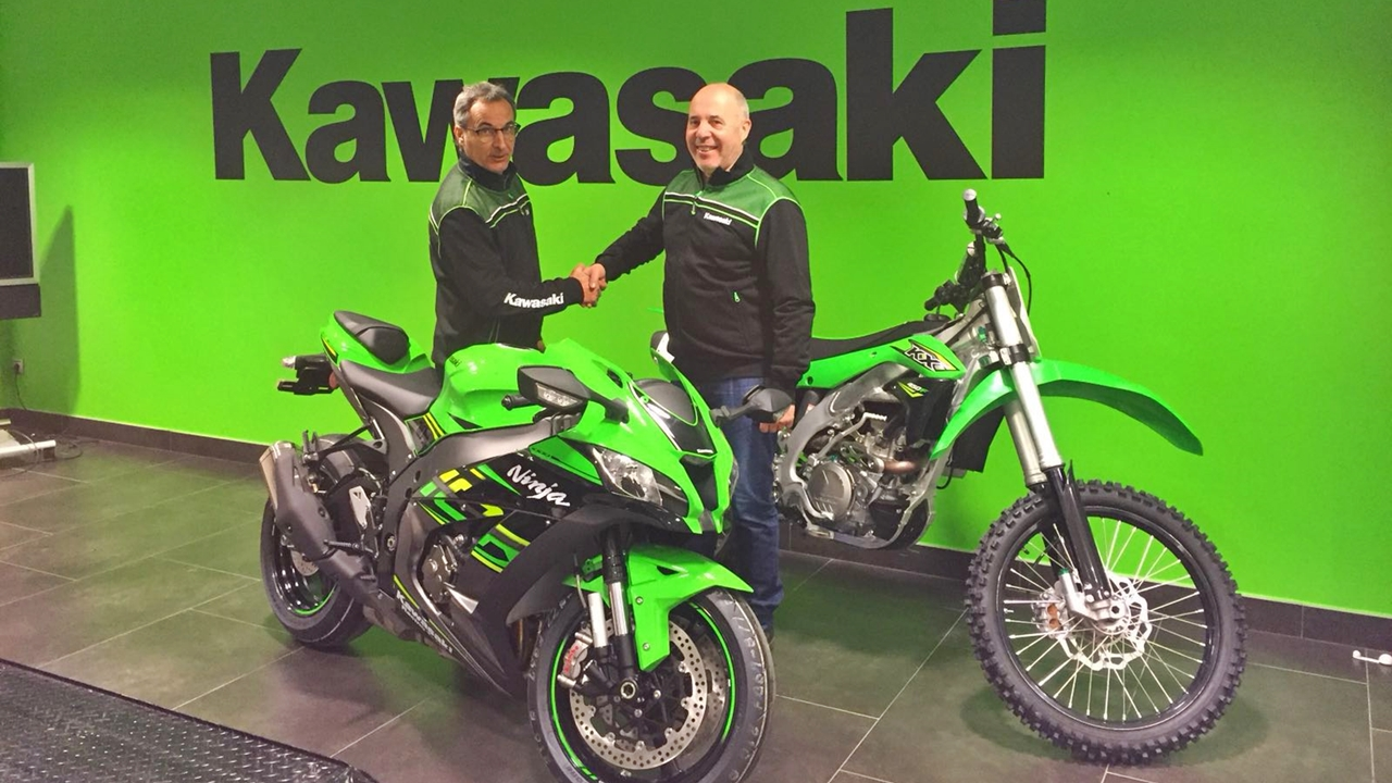 Kawasaki Català Aclam Racing Team