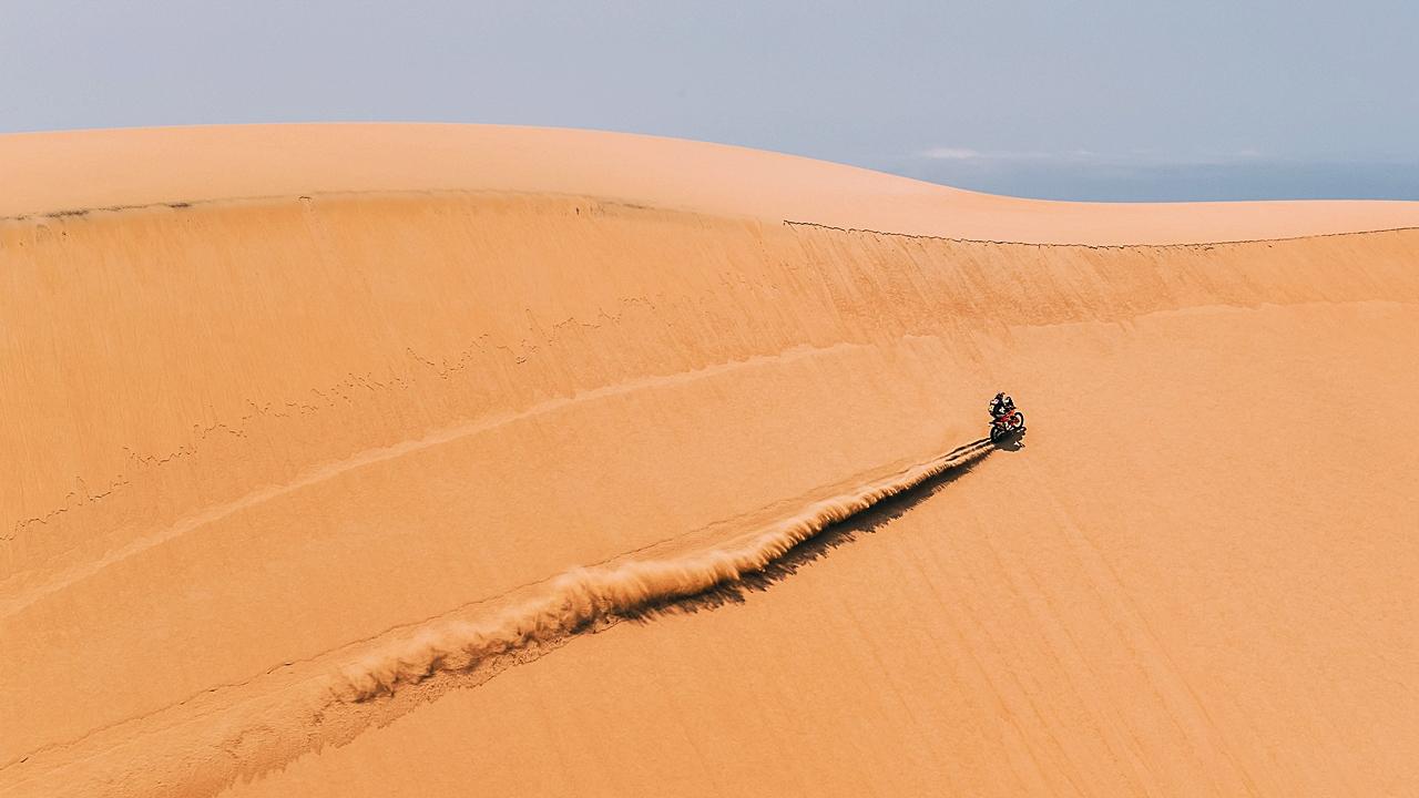 Dakar 2018, las fotos más espectaculares