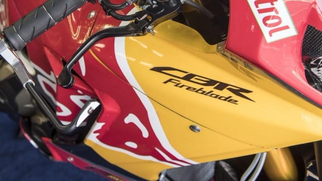 Red Bull Honda WSBK 2018
