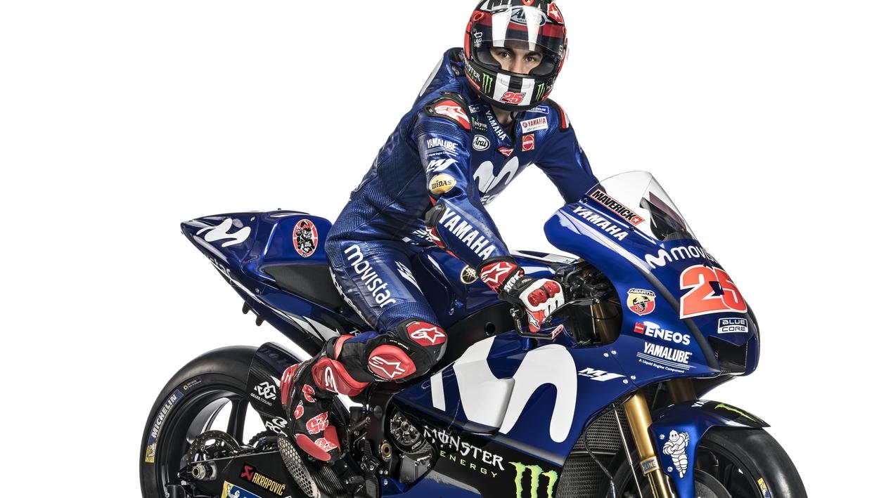 Yamaha YZR-M1 2018 MotoGP