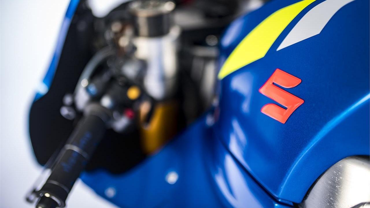 Suzuki GSX-RR 2018 MotoGP