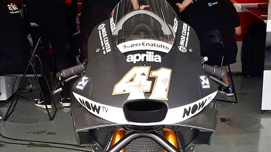 Aerodinámica en MotoGP 2018