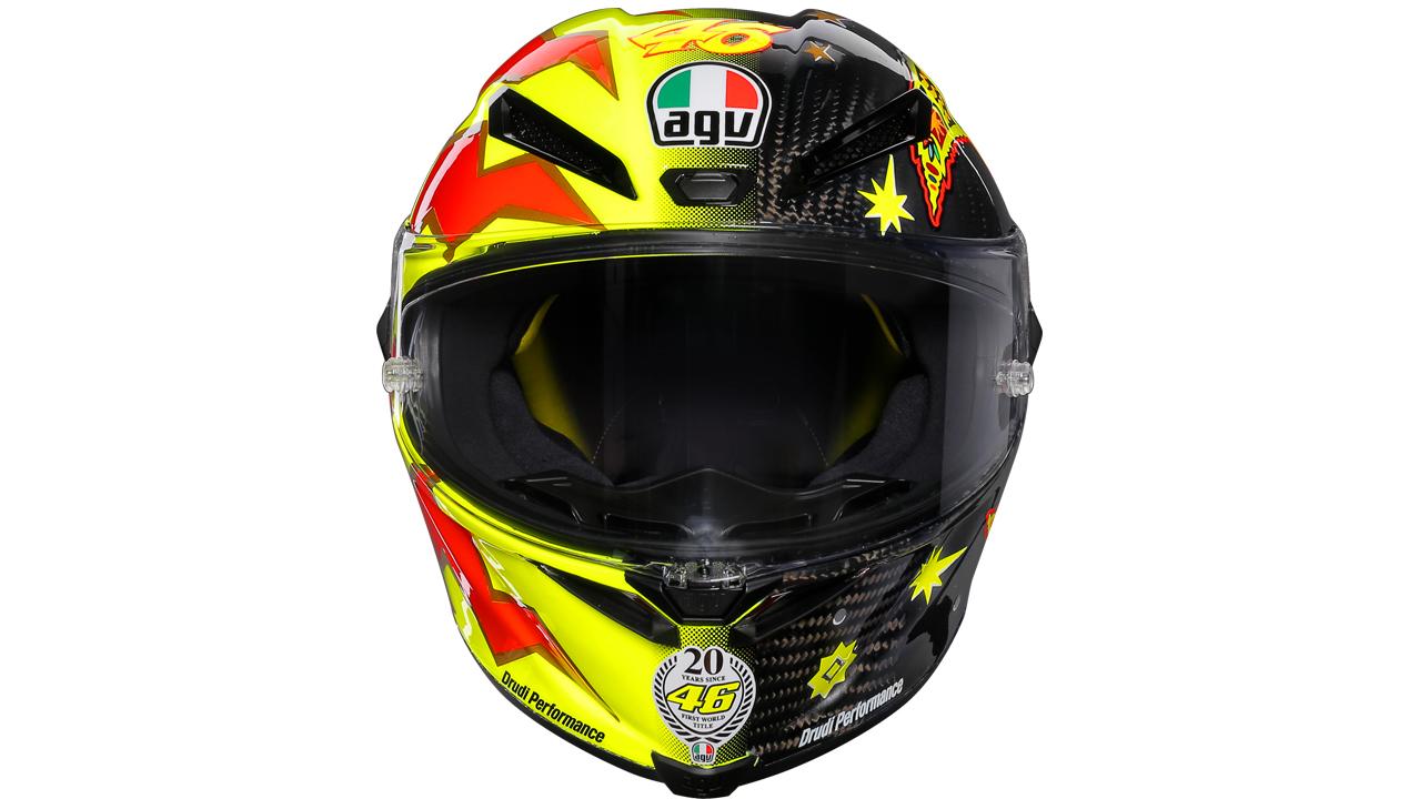 AGV Pista GP R 20 Aniversario