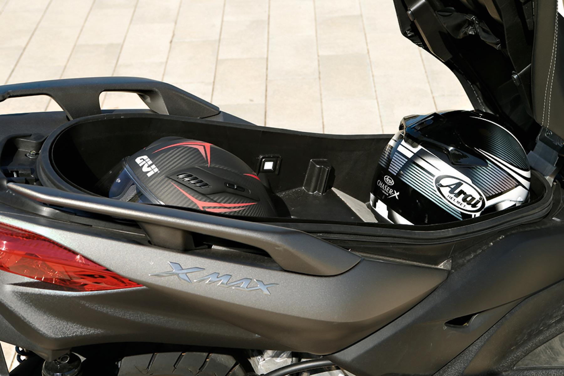 Galería Comparativa Scooters 300