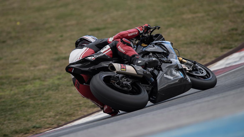 Yamaha YZF-R1M. Fotos