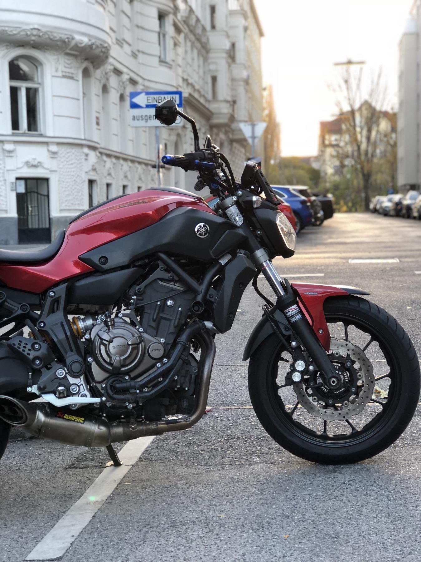 Yamaha MT 07, cómo mejorar tu moto