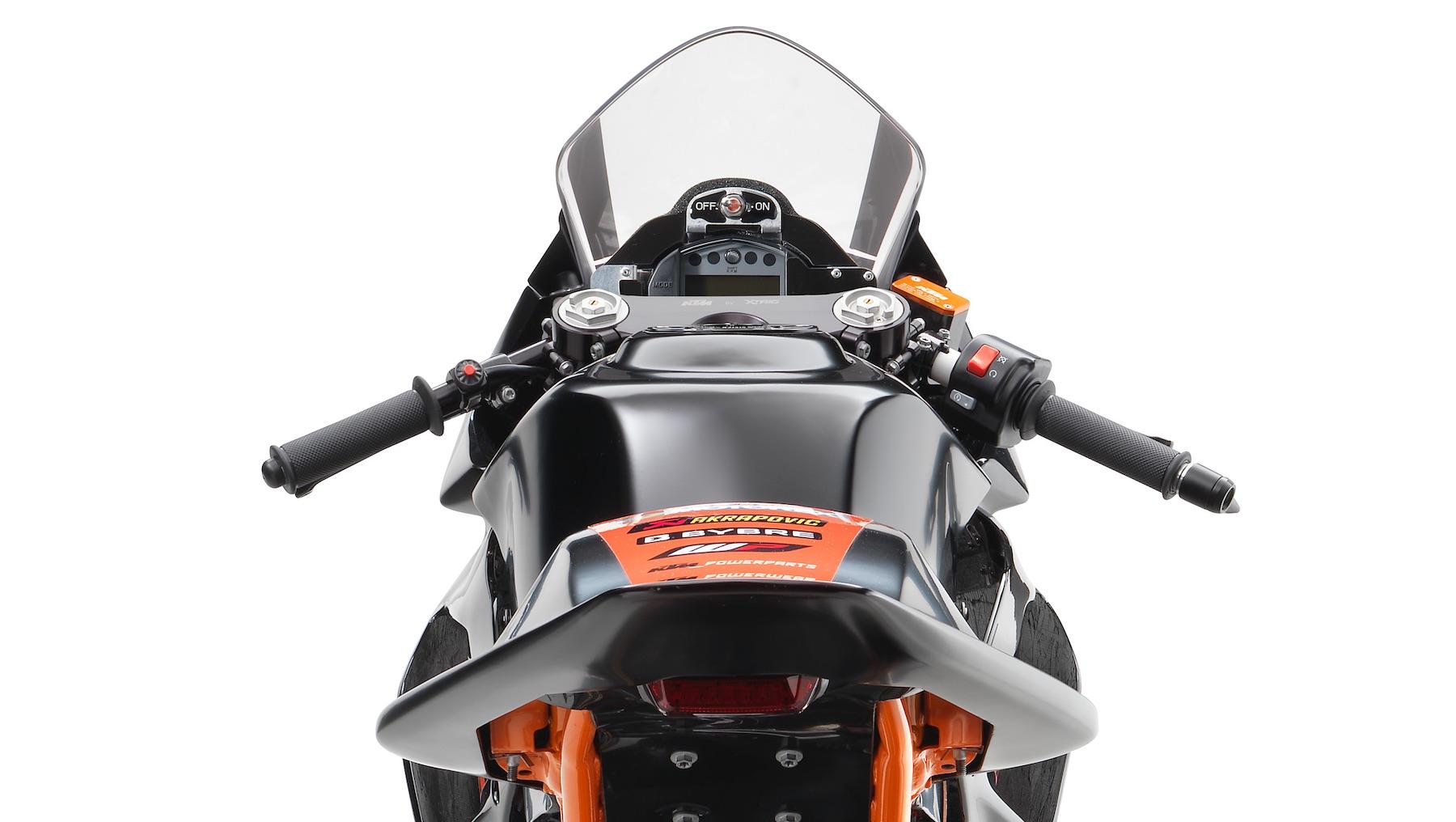 KTM RC 390R, edición limitada