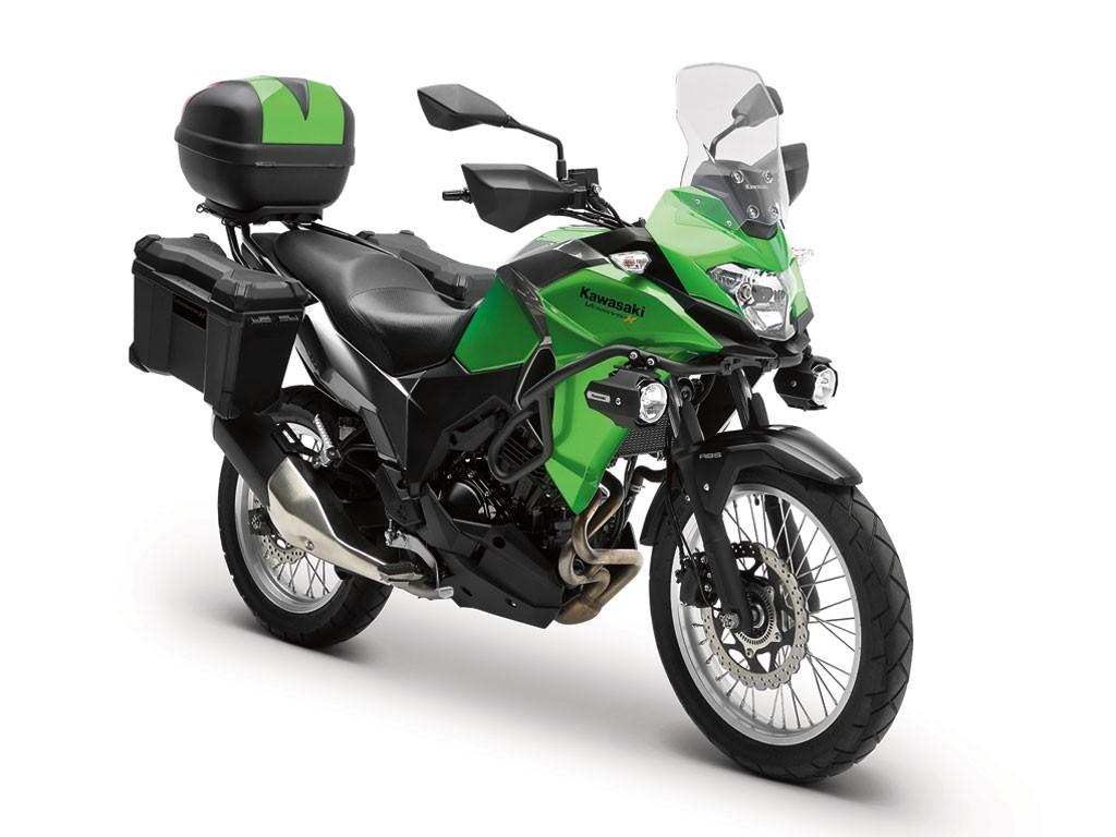 Kawasaki Versys-X 300 2017