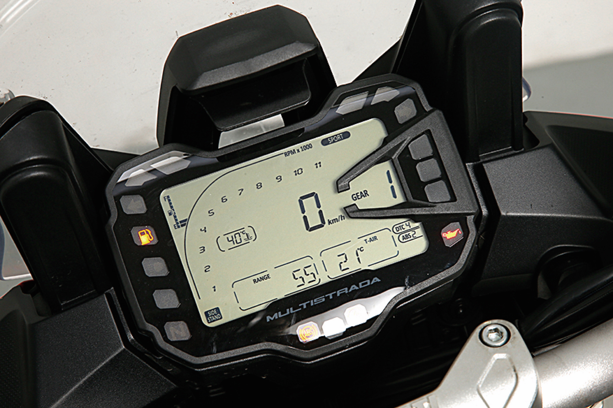 Ducati Multistrada 950, a fondo