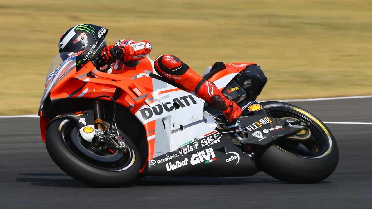 MotoGP 2018 Thai Test