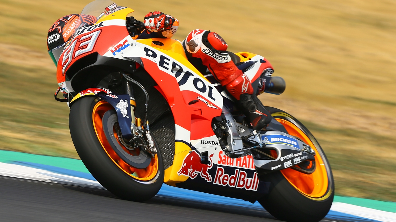 MotoGP 2018 Thai Test