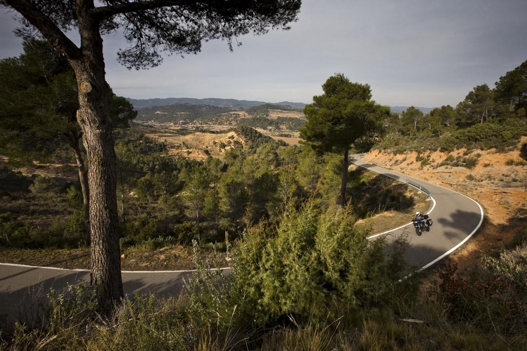 Ruta en moto por Terra Alta, Tarragona, con Ruralka