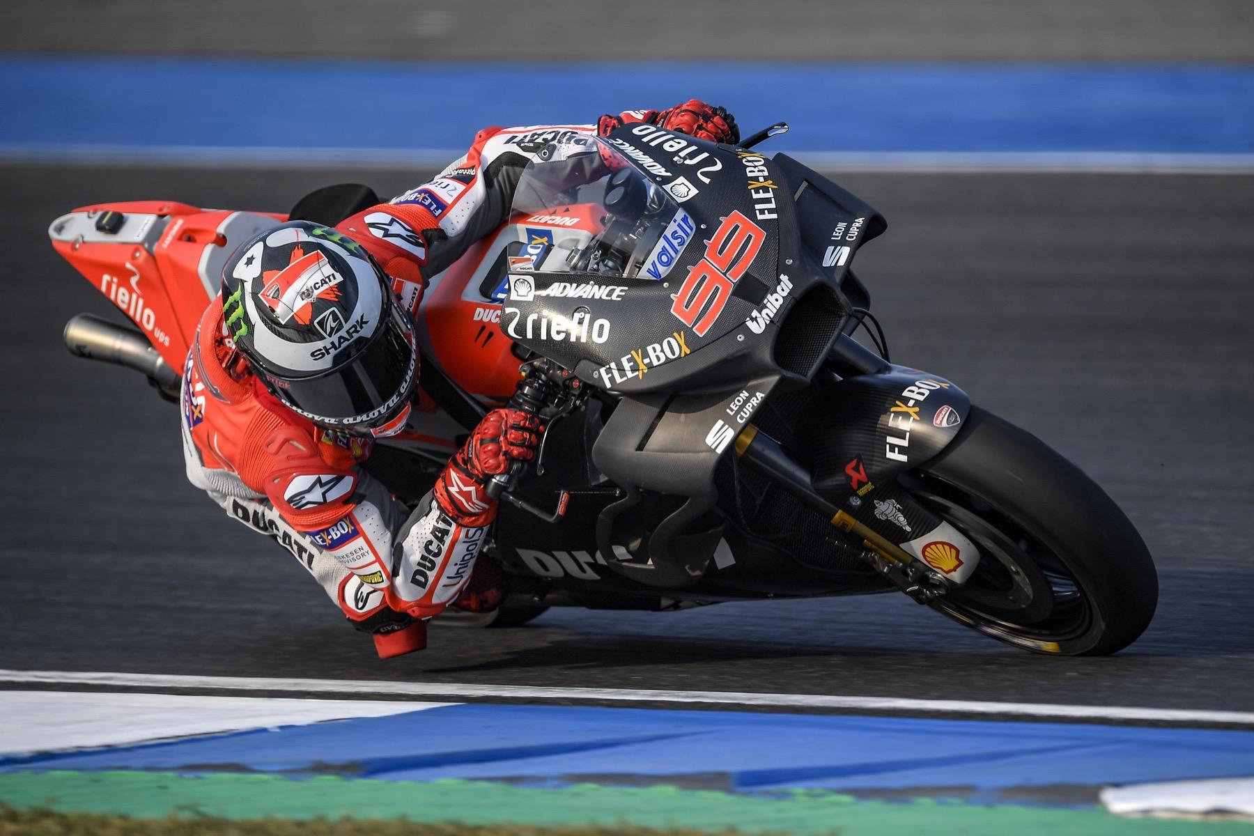 Nuevos carenados de Ducati MotoGP
