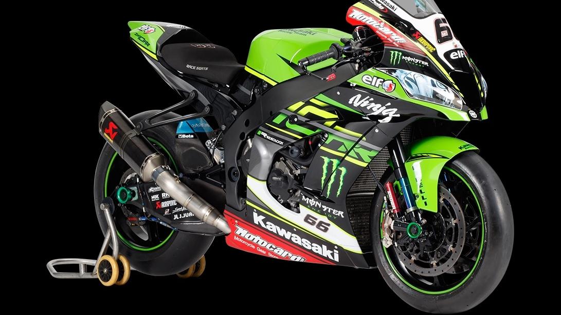 WSBK 2018: Todas las motos
