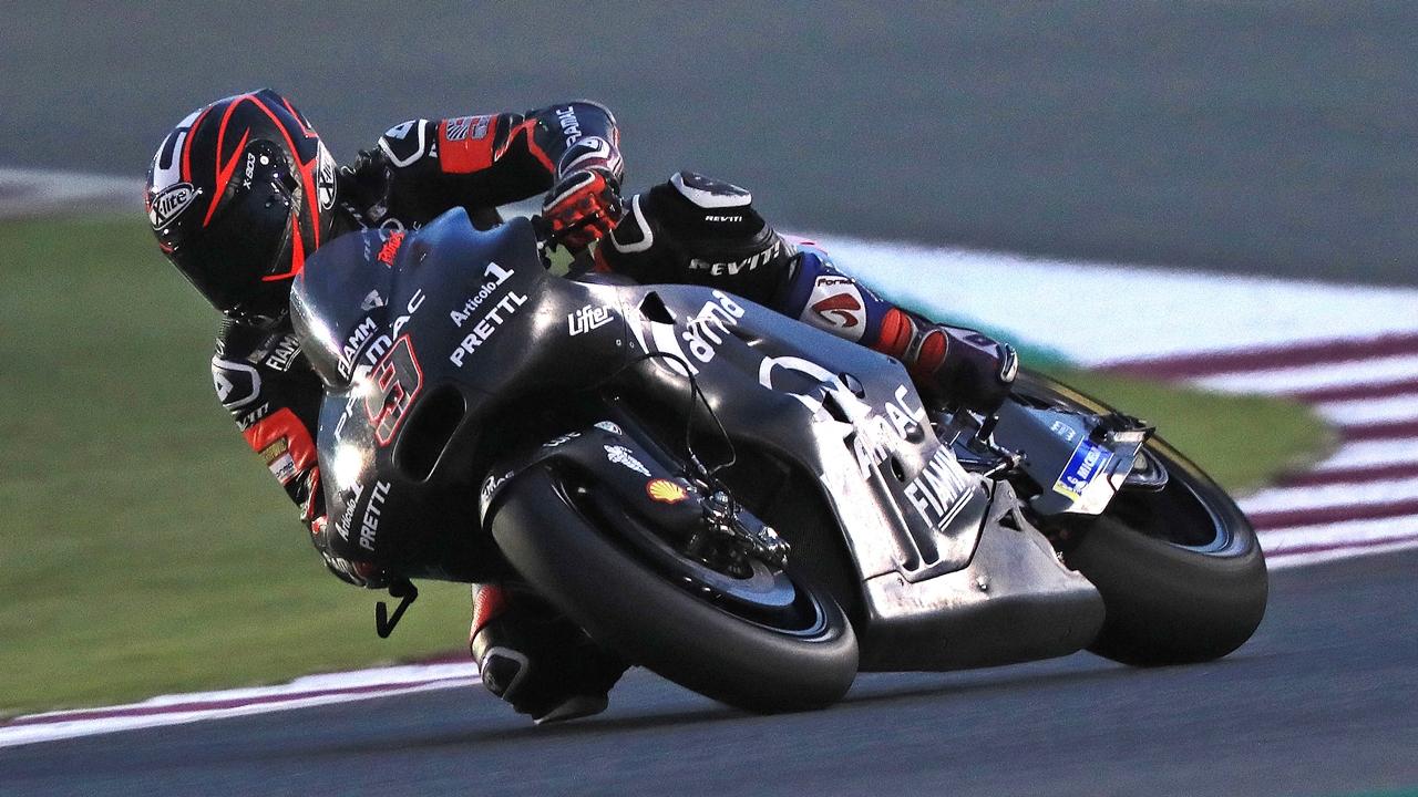 MotoGP 2018 Qatar Test