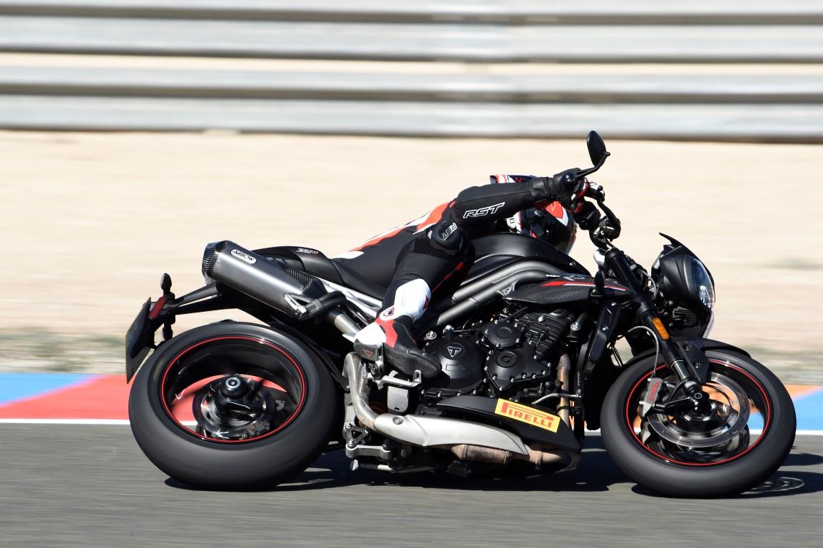 Triumph Speed Triple RS 2018