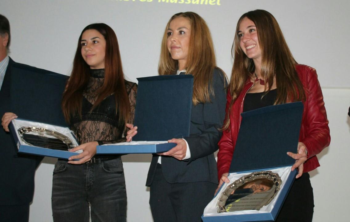 Entrega de premios Trofeo RACE 50 Aniversario