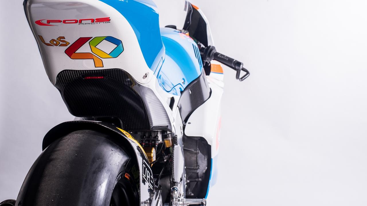 Kalex Moto2 Pons HP 40 2018