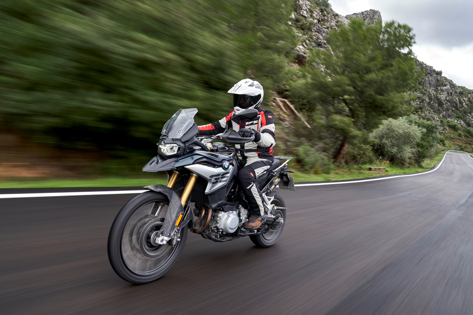 BMW F 850 GS. Fotos