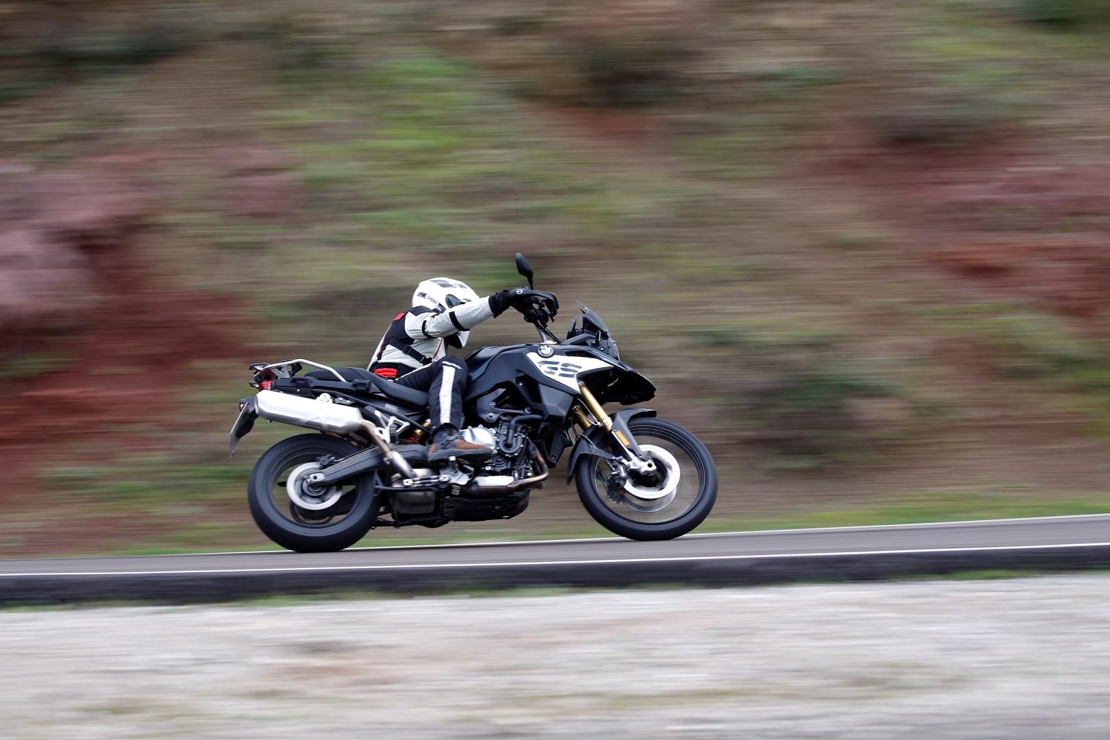 BMW F 850 GS. Fotos