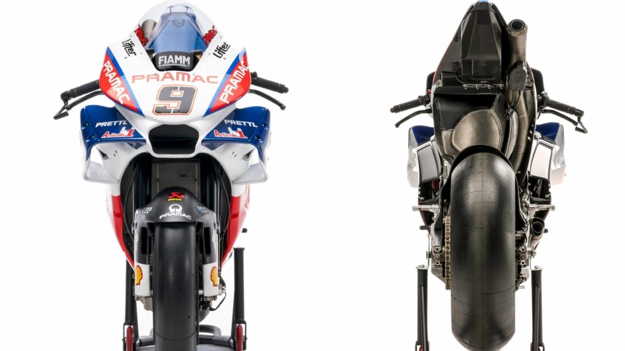 Ducati Pramac Racing MotoGP 2018