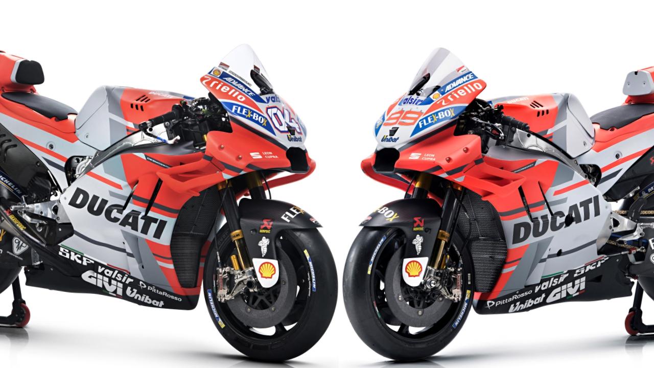 Las motos de MotoGP 2018