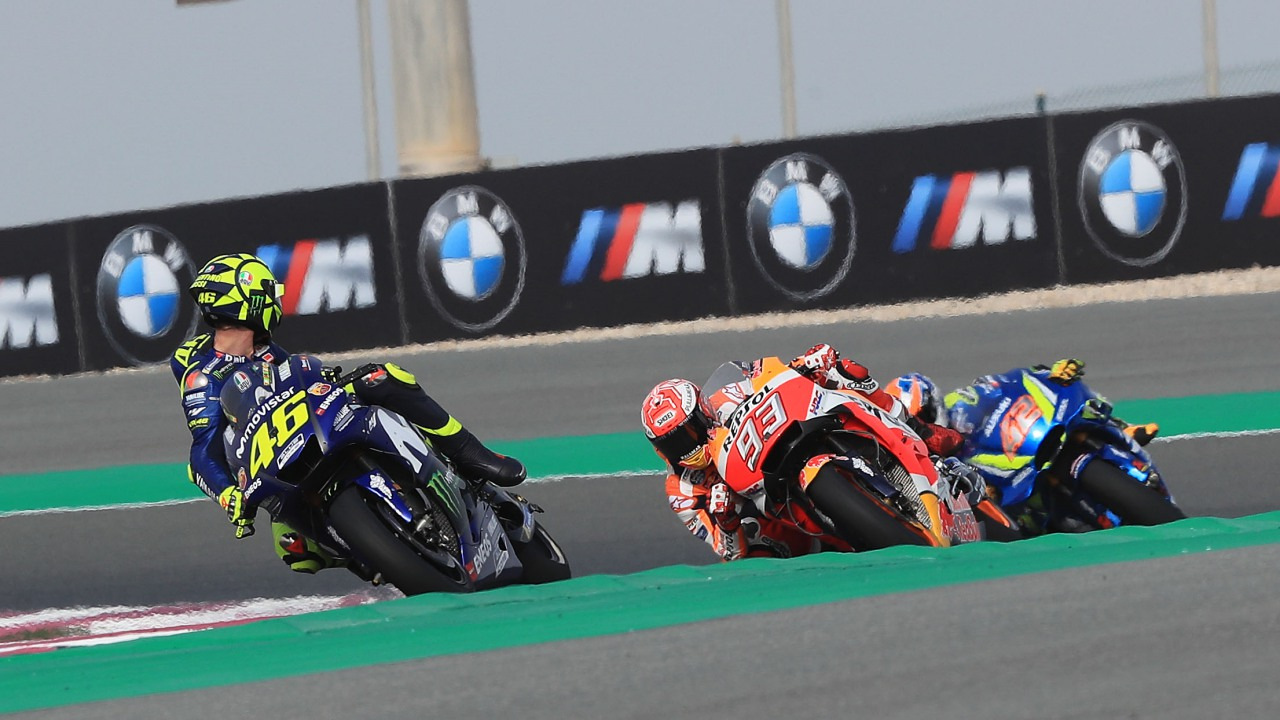 El GP de Qatar 2018, en fotos