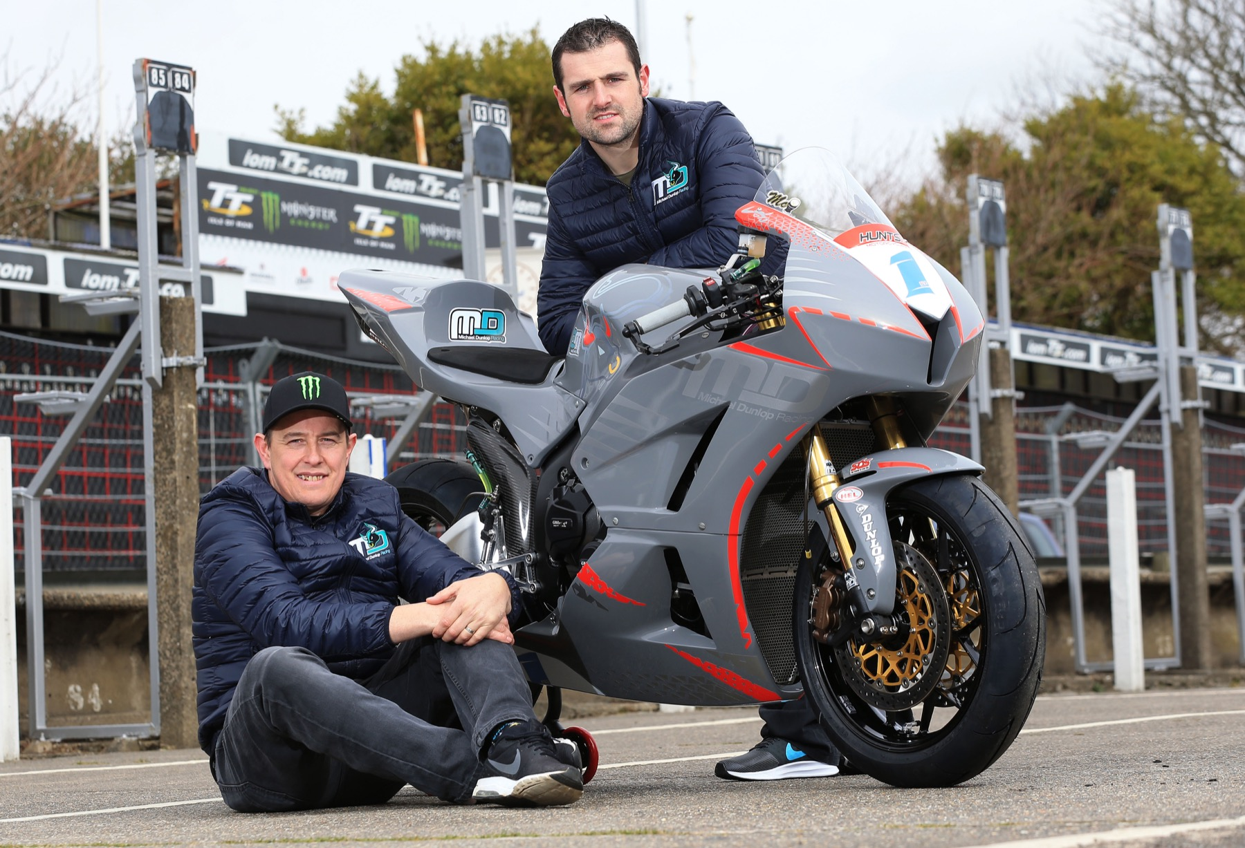 John McGuinness ficha por MD Racing