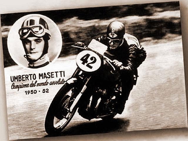 Imagen de Galeria de Muere Umberto Masetti