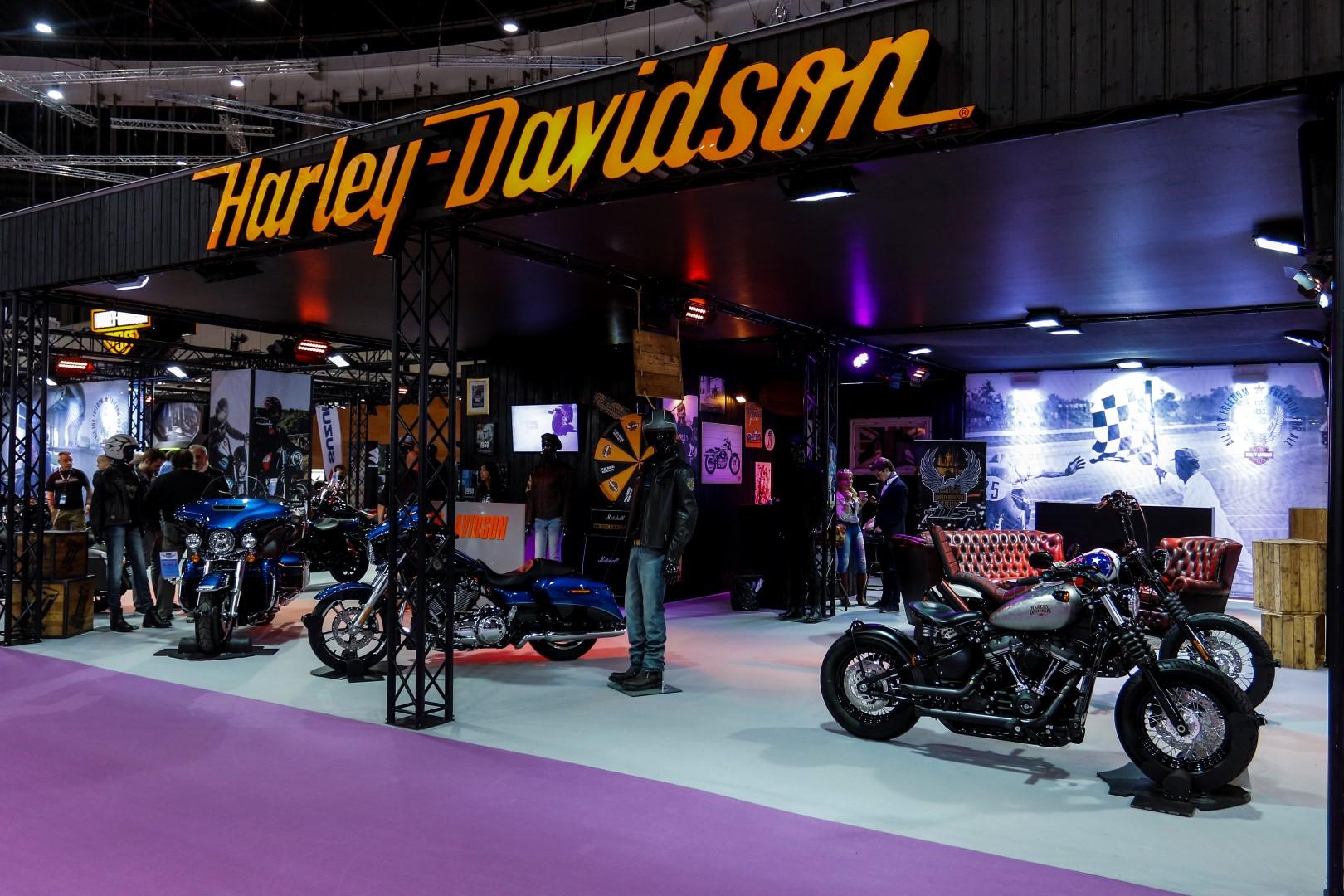 Salón Vive la Moto 2018. Fotos