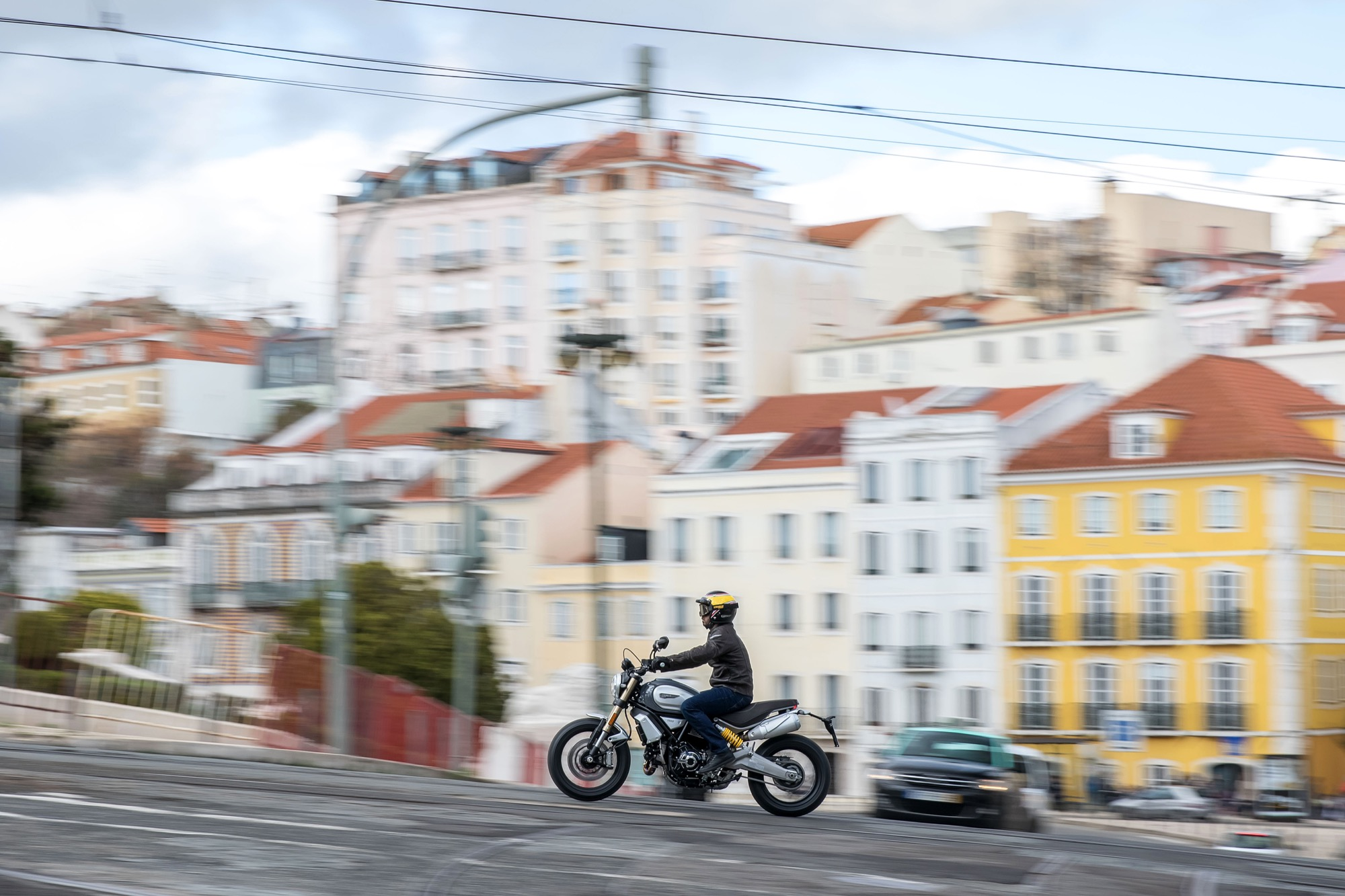 Fotos Ducati Scrambler 1100