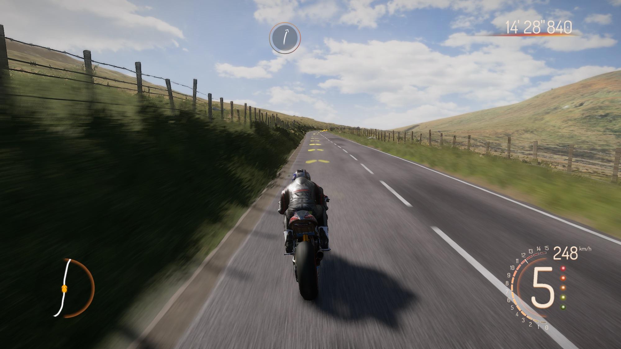 isle of Man Ride on the Edge