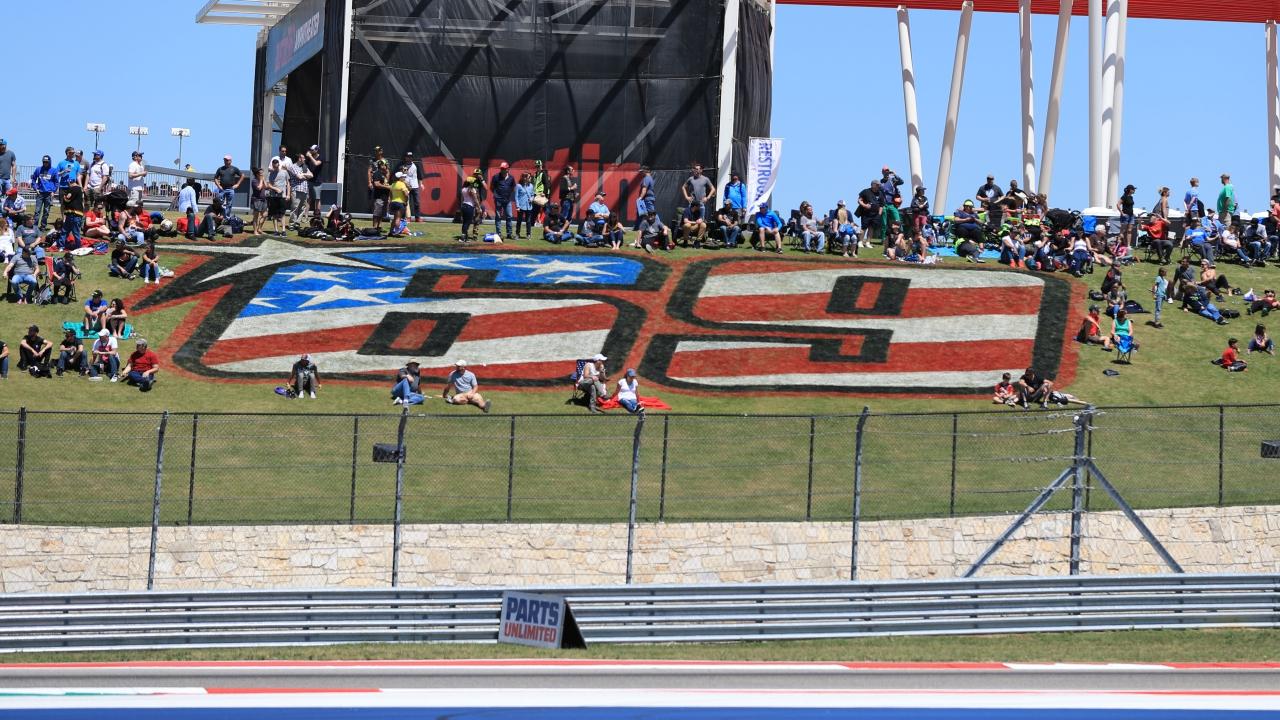 El GP de las Américas 2018, en fotos