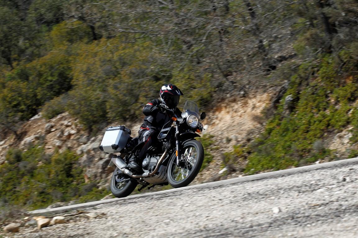 Royal Enfield Himalayan 410