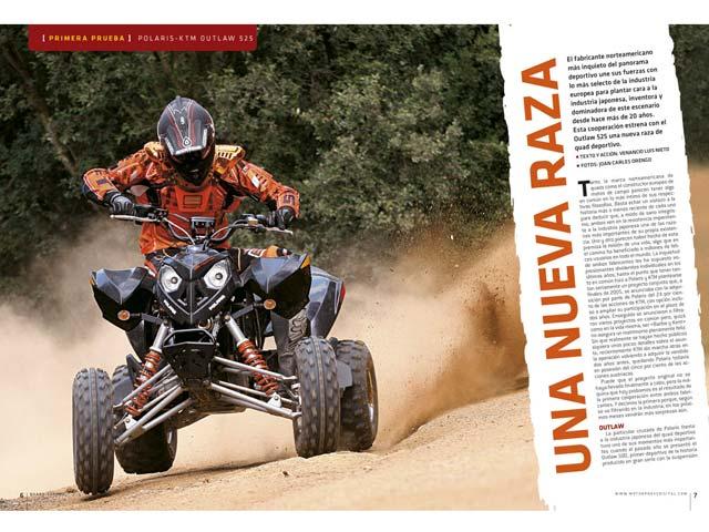 Quads Xtreme número 27