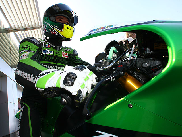 Jacque baja en Le Mans