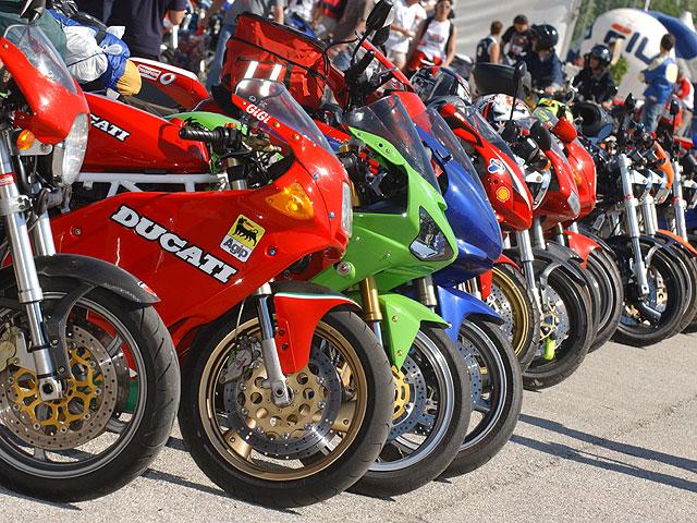 World Ducati Week '07