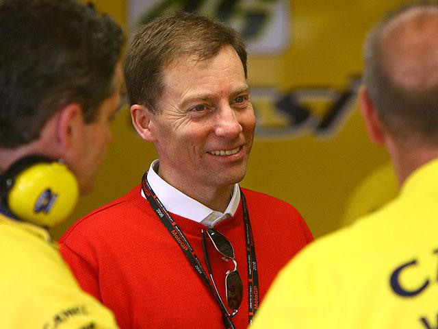 Rossi sigue con Yamaha