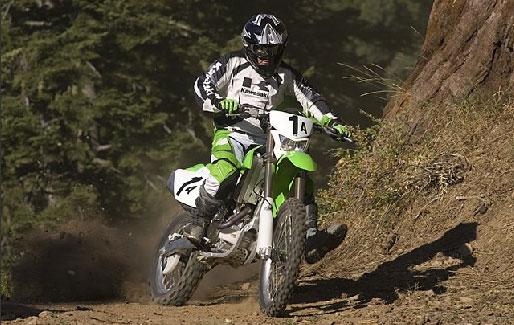 La Kawasaki KLX 450R debuta en competición