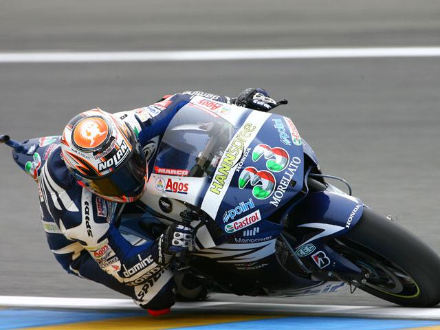Pedrosa, mejor tiempo en Le Mans