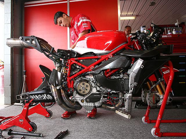 1200 cc en SBK
