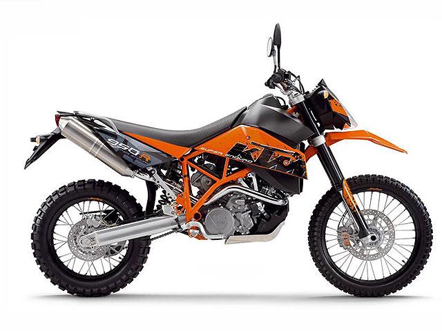 Anticipación: KTM 690 Baja