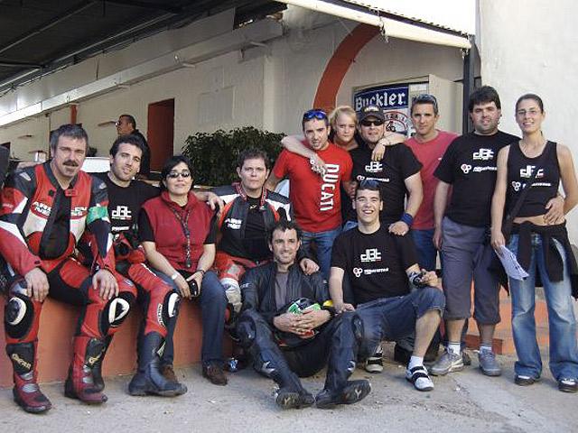 Convocatoria KDD Ducatistas.com
